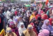 کرونا هم نتوانست دولت هند را نجات دهد؛ ادامه اعتراضات گسترده علیه سیاستهای مودی