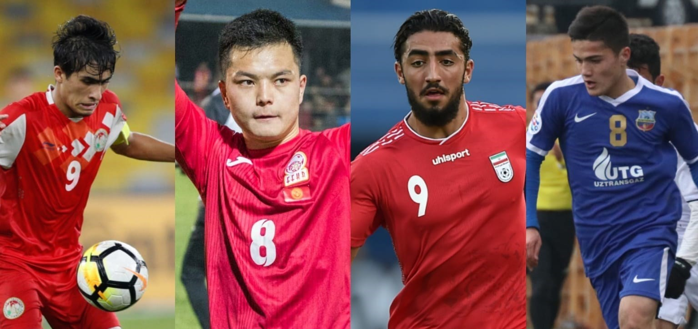 اللهیار صیادمنش , فوتبال آسیا , کنفدراسیون فوتبال آسیا (AFC) ,