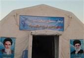 خدمت رسانی بیمارستان شهید فاطمی نیروی دریایی سپاه به بیماران کرونا+فیلم
