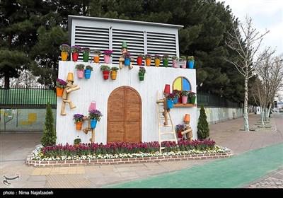 المانهای نوروزی مشهد