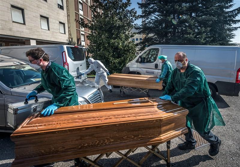 ایتالیا در آمار مرگومیر بر اثر کرونا از چین پیش افتاد