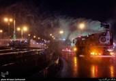 6 خودروی جدید آتشنشانی برای سرعت بخشیدن گندزدایی معابر به میدان آمد + تصاویر
