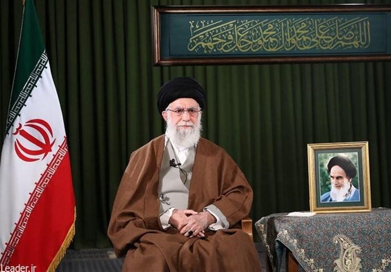 رهبرانقلاب در پیام نوروزی 1399: ملت ایران مطمئن باشند که تلخیها خواهد گذشت/مشکلات اقتصادی قطعاً تمام خواهد شد