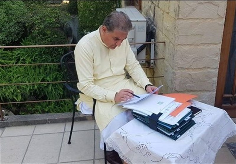 رئیس جمهور و وزیر خارجه پاکستان همچنان در قرنطینه