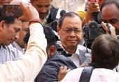 برگزاری مراسم تحلیف نماینده جنجالی هند در میان فریاد «شرم بر تو باد» حضار