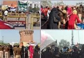 حمله مجدد نظامیان هندی به مسلمانان این بار در شهر لکهنو