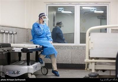 روزهای کرونایی بیمارستان های ایران در آستانه نوروز 99