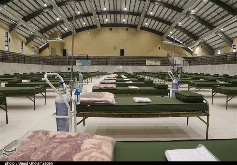 Iran Army Opens 2,000-Bed Medical Center in Tehran