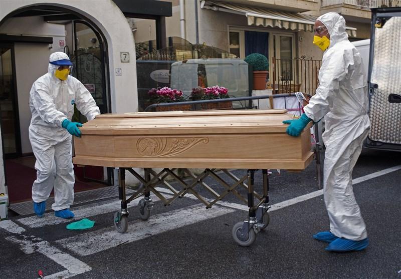 کرونا در اروپا| از کمبود ظرفیتها در آلمان تا تبدیل سالن اسکیت مادرید به انبار اجساد