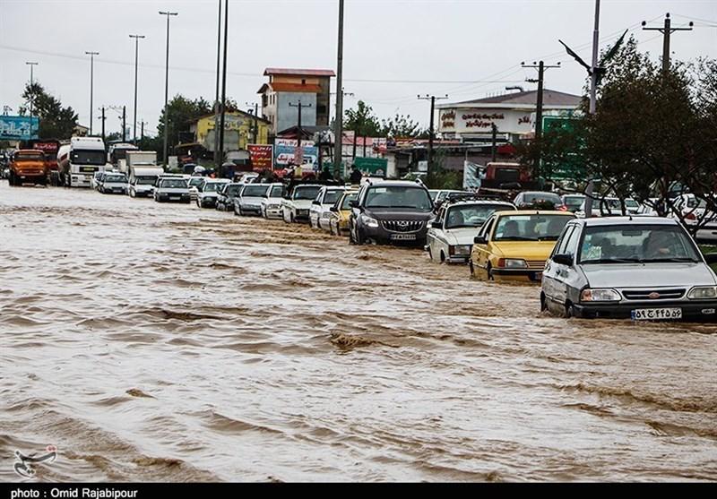 102 شورا و 24 دهیار قشم برای مقابله با سیلاب به حال آمادهباش قرار گرفتند