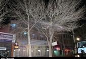 نوزدهمین شب ضدعفونی شهر ارومیه با مشارکت ارگانهای مختلف به روایت تصویر