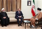 نخستوزیر ارمنستان نوروز را به رهبر معظم انقلاب و رئیس جمهور ایران تبریک گفت