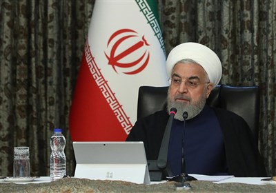 President Rouhani: Coronavirus Cases on Decline across Iran