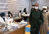 71 کارگاه تولید ماسک با مشارکت گروههای جهادی استان بوشهر راهاندازی شد