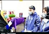 روایت متفاوت عروس و داماد لرستانی؛ خدمت به بیماران کرونایی به جای جشن عروسی + فیلم