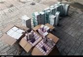 اشراف اطلاعات سپاه کردستان بر روند تولید و توزیع دارو؛ کشف مقادیر زیادی داروی قاچاق در مرز ایران و عراق