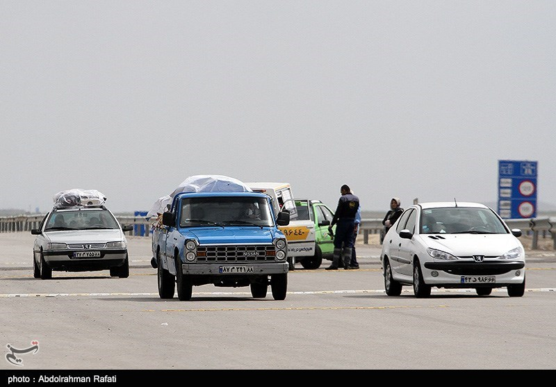 پلیس راهور: مسافران برای بازگشت به محل سکونت خود باید از کمربندیها عبور کنند