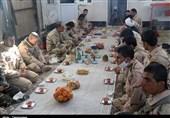 کردستان  یک روز با مرزبانان در نقطه صفر مرزی بانه + تصاویر