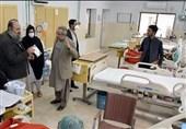 کرونا در پاکستان| از خالی شدن مرز تفتان تا قرنطینه تمام ایالت سند