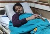 اعتراض پاکستان به وخامت حال آزادی خواه کشمیری و بیتوجهی هند