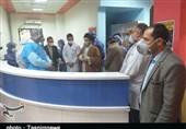 نماینده ولیفقیه در استان لرستان با پرسنل مرکز قرنطینه بیماران کرونایی دیدار کرد