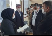 آذربایجان غربی رتبه دوم کشور در غربالگری ویروس کرونا را دارد + تصاویر