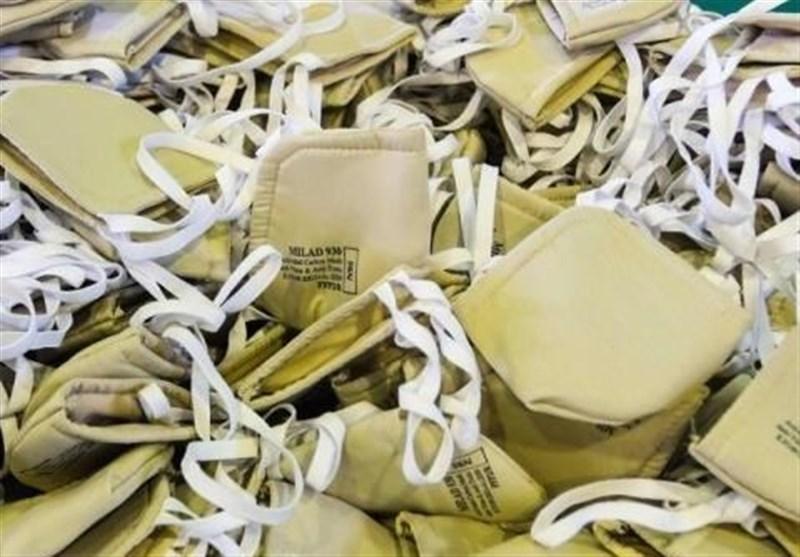 توزیع 70 هزار ماسک در داروخانه های استان خراسان جنوبی؛ واحدهای صنعتی و تولیدی خراسان جنوبی سهمیه ماسک دارند