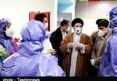 نماینده ولی فقیه در لرستان در جمع مدافعان سلامت؛ تجلیل از جهادگران نبرد با کرونا + فیلم