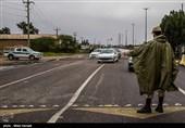 ورودی مکانهای گردشگری استان کرمان مسدود شد