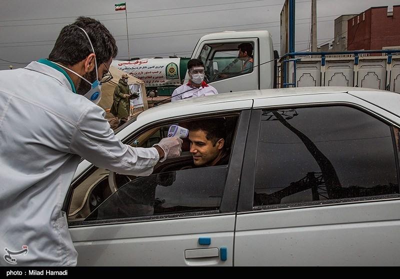پایش سلامت مازنیها در محورهای خروجی / پلمب خانهمسافرهای متخلف در مازندران