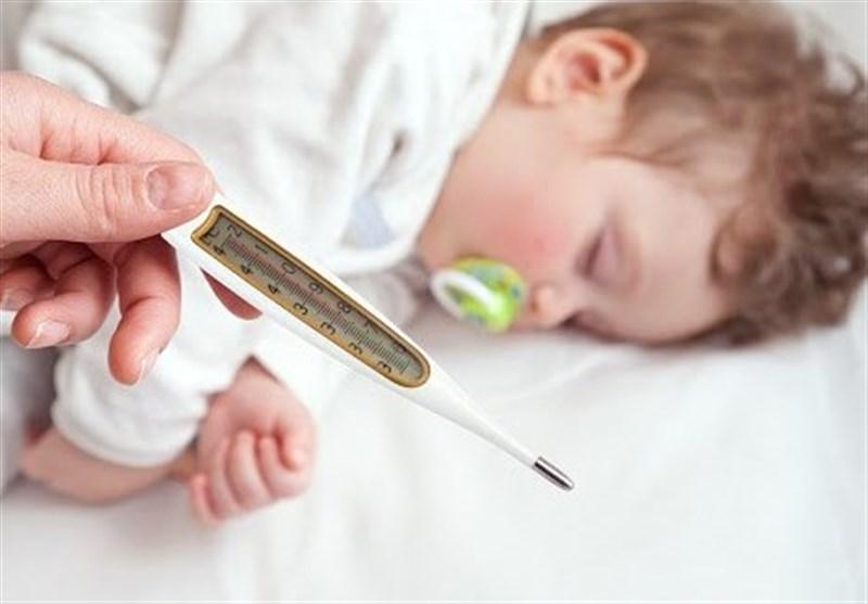 شدت بروز علائم کرونا در کودکان| از علائم خفیف تا کودک هفت ماهه بستری!