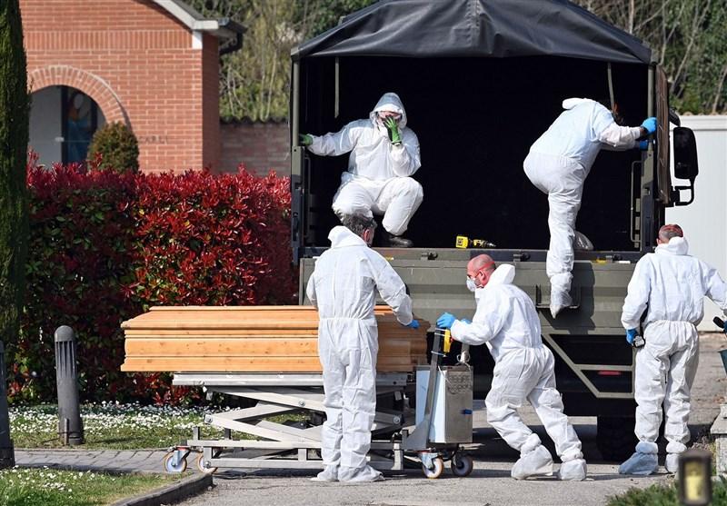 آمار قربانیان کرونا در ایتالیا همچنان صعودی؛ بیش از 8 هزار نفر جان باختند