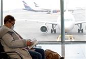 کرونا در روسیه| 61 مورد ابتلای جدید و محدود شدن پروازها به تمامی کشورهای جهان