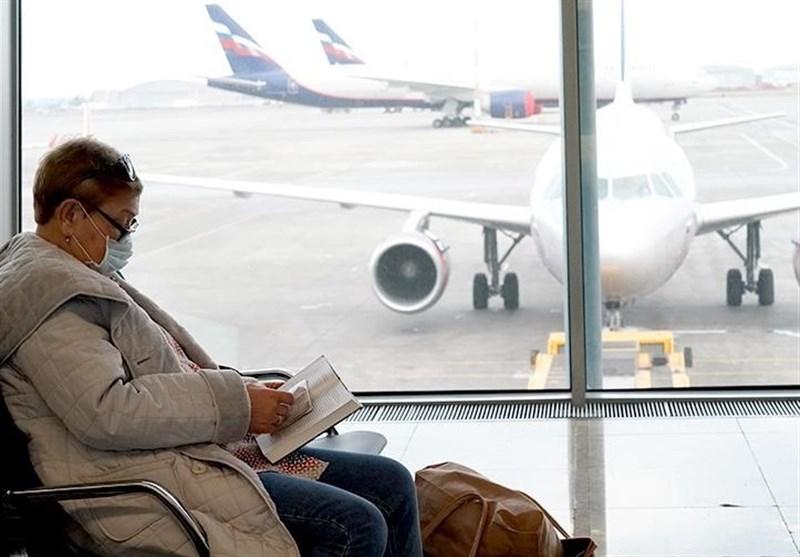 کرونا در روسیه  61 مورد ابتلای جدید و محدود شدن پروازها به تمامی کشورهای جهان