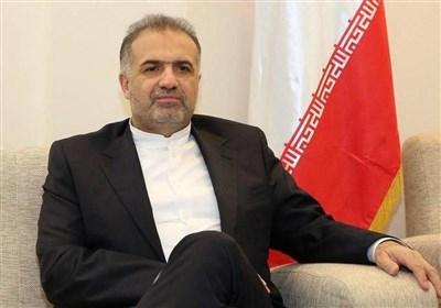 سفیر ایران در روسیه: تمدید تحریمهای تسلیحاتی به معنای مرگ برجام خواهد بود