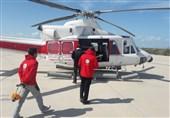 اعزام بالگرد و تیمهای واکنش سریع برای نجات 15 گرفتار در سیل استان بوشهر