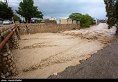 Floods Kill 11 in Iran, Air Rescue Underway