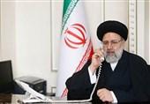 رئیسی در گفتوگوی تلفنی با هنیه: غزه بزرگترین زندان جهان است/ضرورت آزادی 6 هزار اسیر فلسطینی