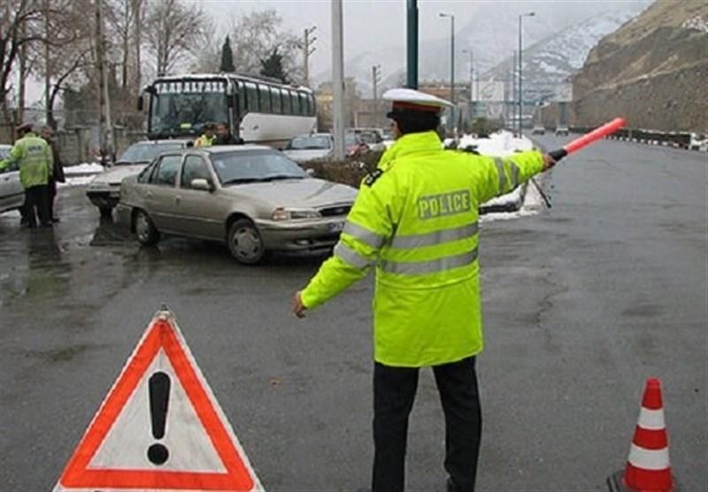 محورهای ورودی گیلان از ساعت 24 امشب مسدود میشود