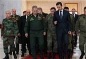 سوریه|جزئیات دیدار وزیر دفاع روسیه با «بشار اسد»