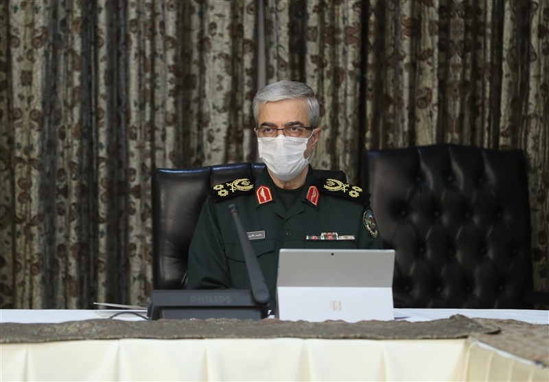 Armed Forces Treating COVID-19 Patients in Iran: Top General