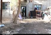 نخستین تلفات سیلاب در جنوب کرمان؛ سقف خانه بر سر یکی از اهالی رودبار جنوب ویران شد