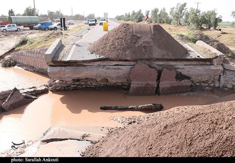 سیل در جنوب استان کرمان 1230 میلیارد تومان خسارت برجای گذاشت