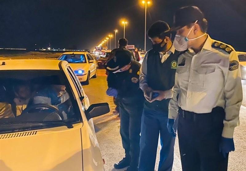 مسافران در ورودیهای بوشهر غربالگری میشوند 