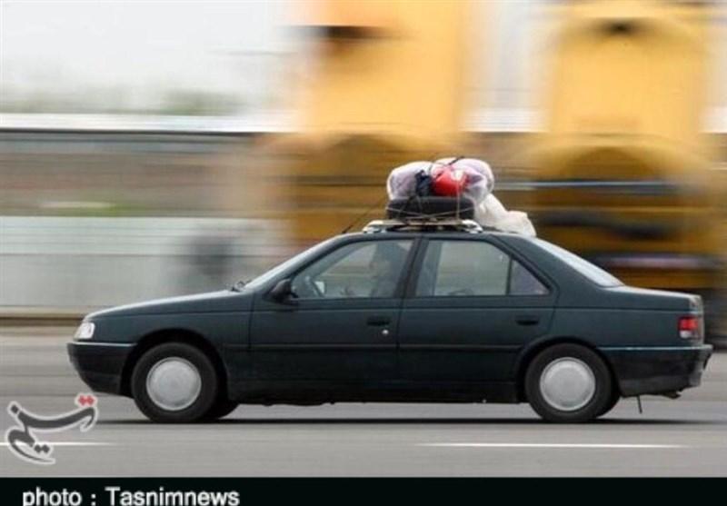 گزارش| جولان خودروها با پلاکهای غیربومی در استانها / گلایه مردم ایران از سفرهای نوروزی / مسافرانی که کرونا سوغات میآورند