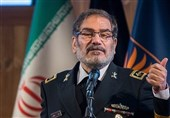 Iran's Shamkhani Highlights IRGC Role in Countering Crises