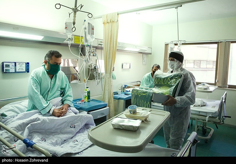 342 بیمار کرونایی در بیمارستانهای استان اردبیل بستری هستند