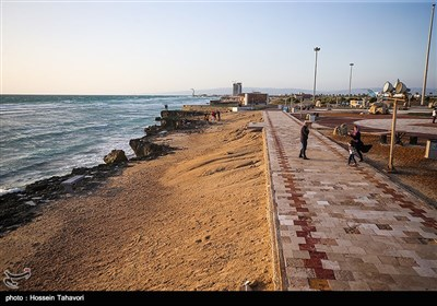 تعطیلی مراکز خرید و گردشگری در کیش