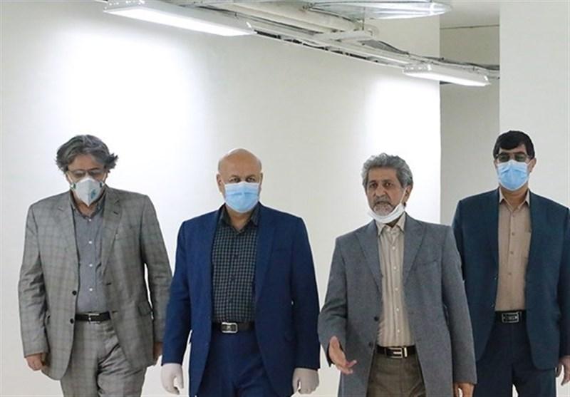 فرماندار شهریار از بخش ویژه درمان مشکلات تنفسی بیمارستان نور بازدید کرد+تصاویر