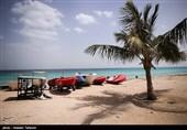 آغاز محدودیتهای کرونایی در جزایر تفریحی کشور